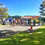 サイクルロードレースin由利本荘を見てきました。